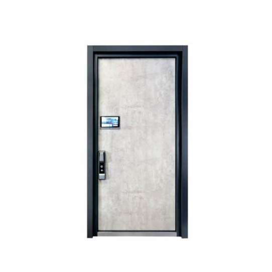 WDMA aluminium door for interior