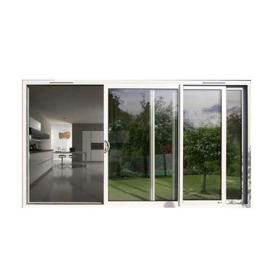 China WDMA bedroom sliding door Aluminum Sliding Doors
