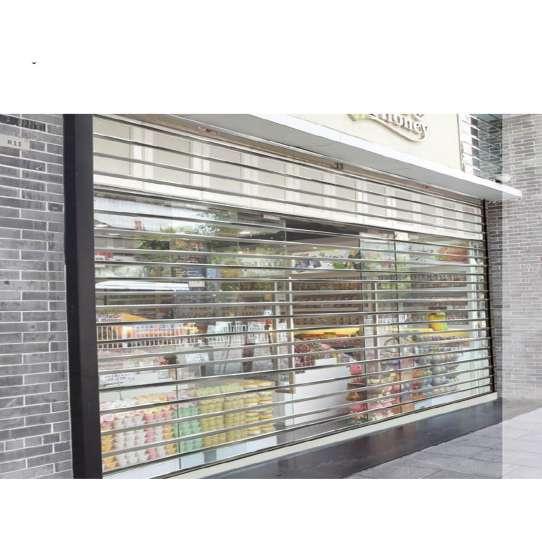 WDMA Commercial Roller Shutter Door