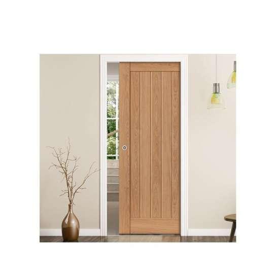 WDMA interior wood door