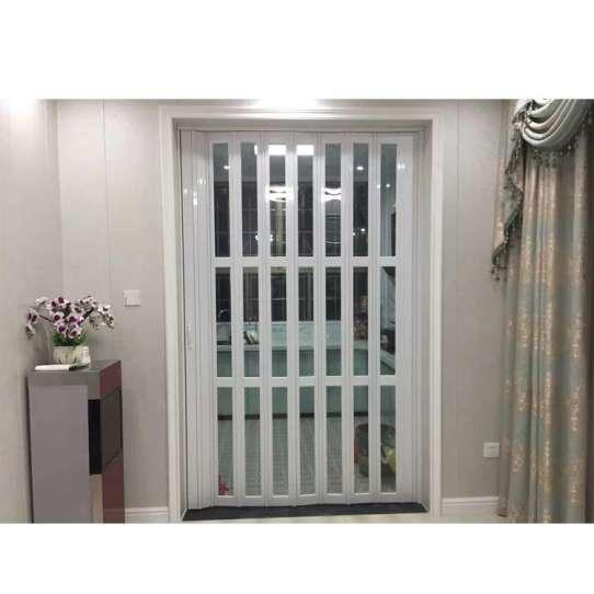 China WDMA interior folding door Aluminum Folding Doors