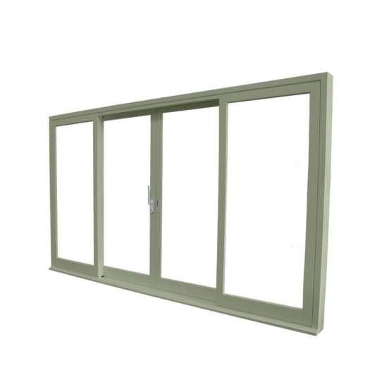 WDMA folding sliding door Wooden doors