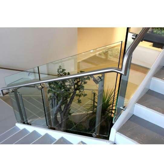 China WDMA laser cut balcony railing