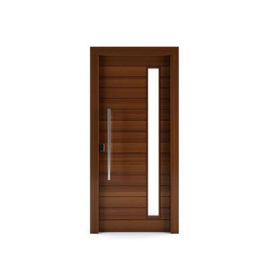 China WDMA solid wooden door malaysia price