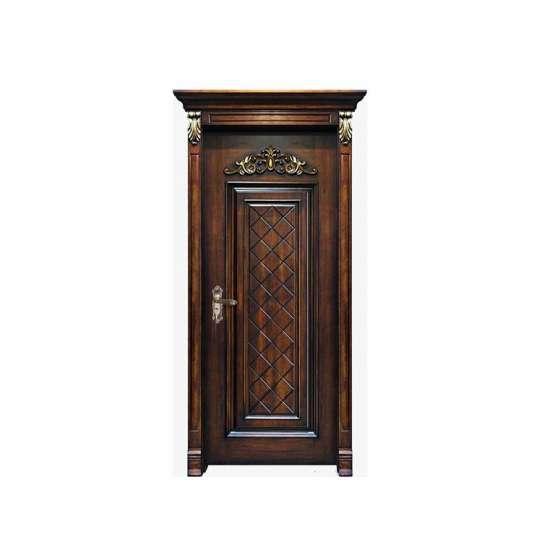 WDMA luxury door Wooden doors