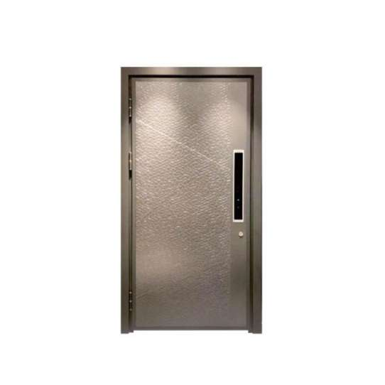 WDMA luxury aluminium door Aluminum Casting Door