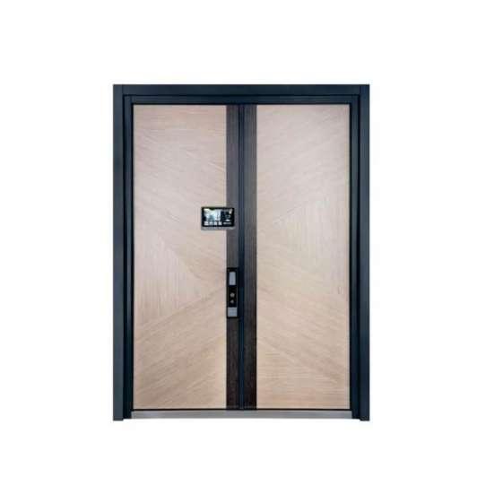 China WDMA luxury aluminium door