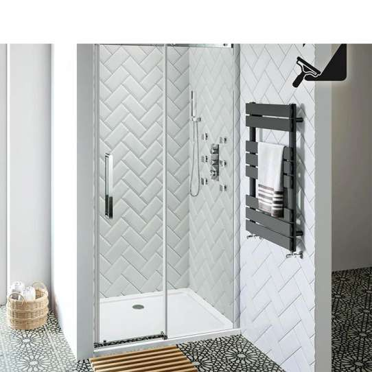 WDMA luxury complete shower room