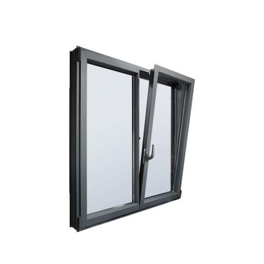 China WDMA aluminium tilt out window