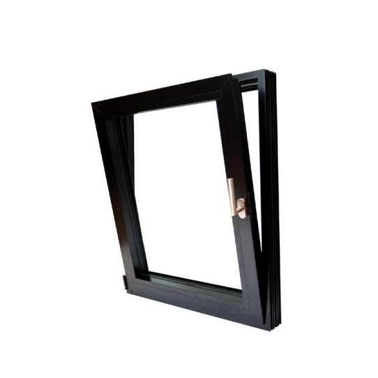 China WDMA aluminium tilt out window Aluminum Casement Window
