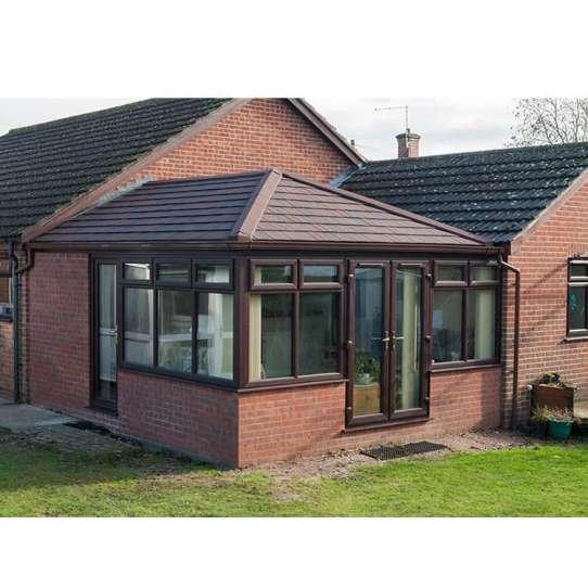 WDMA glass green house Aluminum Sunroom