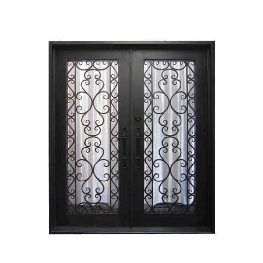 WDMA iron door