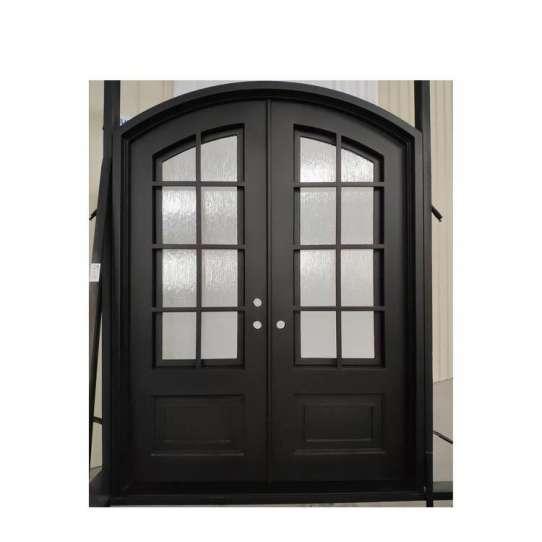 WDMA iron door Steel Door Wrought Iron Door