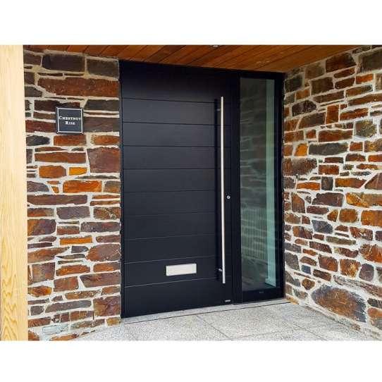 WDMA Exterior Pivot Door