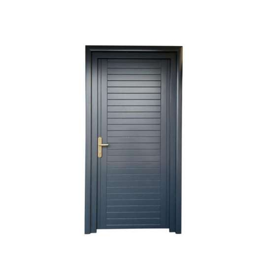 China WDMA modern exterior wooden door Wooden doors