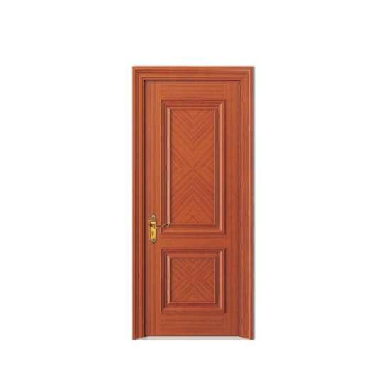 China WDMA Modern Interior Mdf Door Wood Bedroom Door