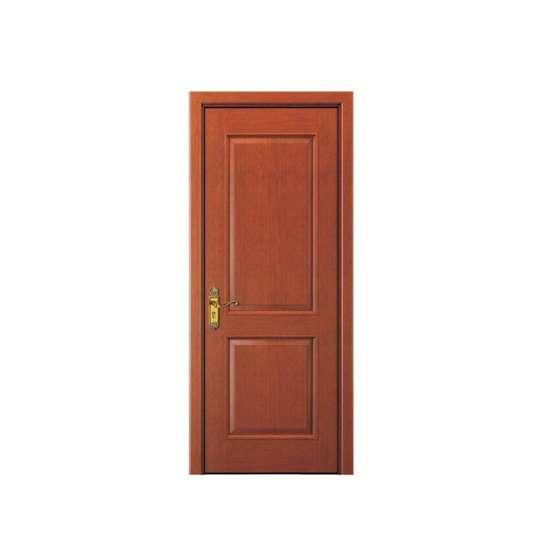 China WDMA Interior Wood Door Modern