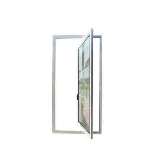 China WDMA Office Aluminium Door