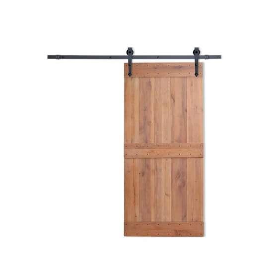 China WDMA Solid Wood Pocket Doors