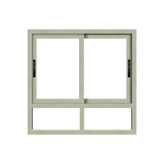WDMA 2017 latest window grill design Aluminum Sliding Window