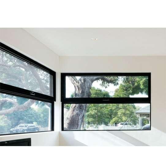 WDMA persiana Aluminum Awning Window