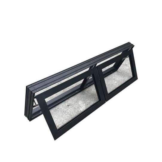 China WDMA persiana Aluminum Awning Window