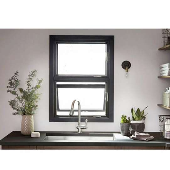 China WDMA aluminum tilt out window bottom hung window puertana factory