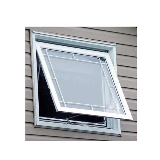 China WDMA timber reveal awning window