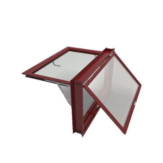 WDMA small aluminum window Aluminum Awning Window