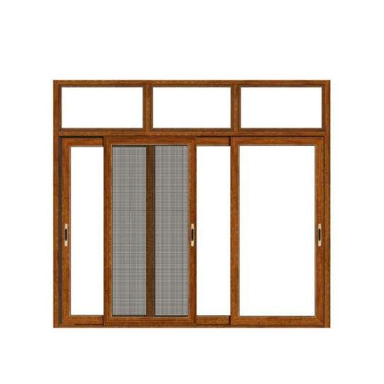 China WDMA puertana Brand Aluminum Window Aluminum Sliding Window