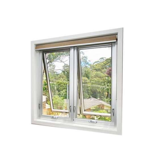 WDMA aluminium window Aluminum Awning Window