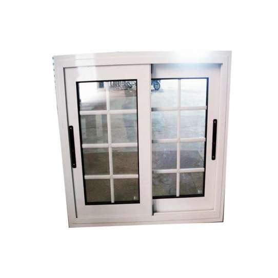 China WDMA New Products Europe Style Big Silding Windows Thermal Break Aluminum Sliding Windows Arched Top Design With Wide Opening View