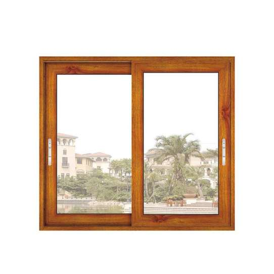 China WDMA Top quality aluminum arched top windows with fly screen
