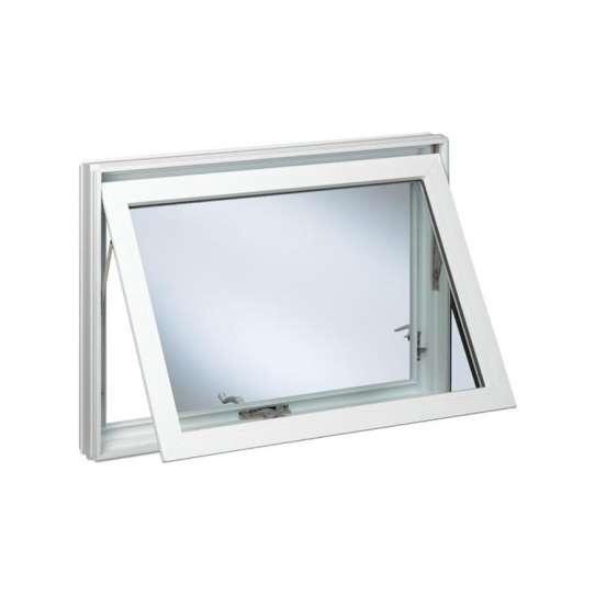 China WDMA miami windows Aluminum Awning Window
