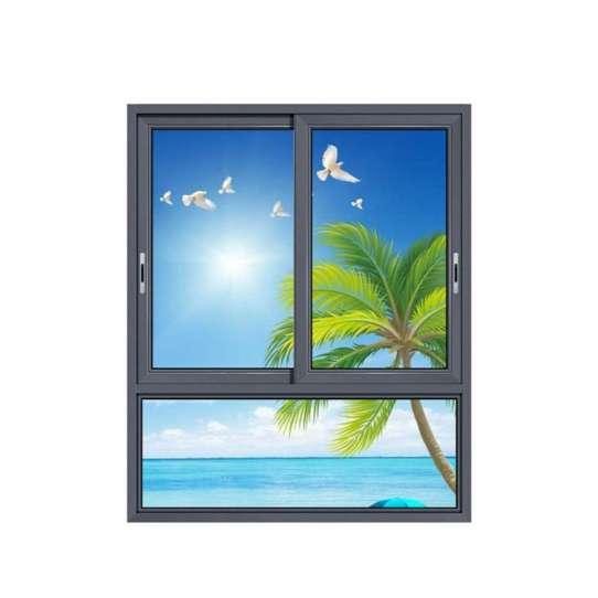 China WDMA bay window sliding