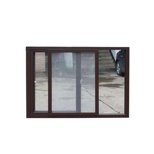 China WDMA bay window sliding Aluminum Sliding Window