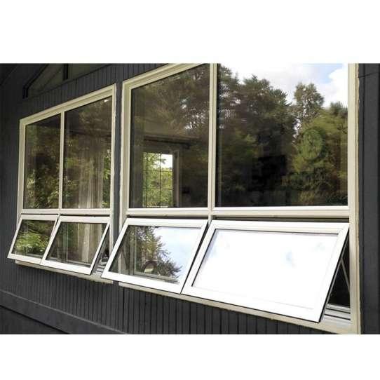 WDMA top hinged roof window