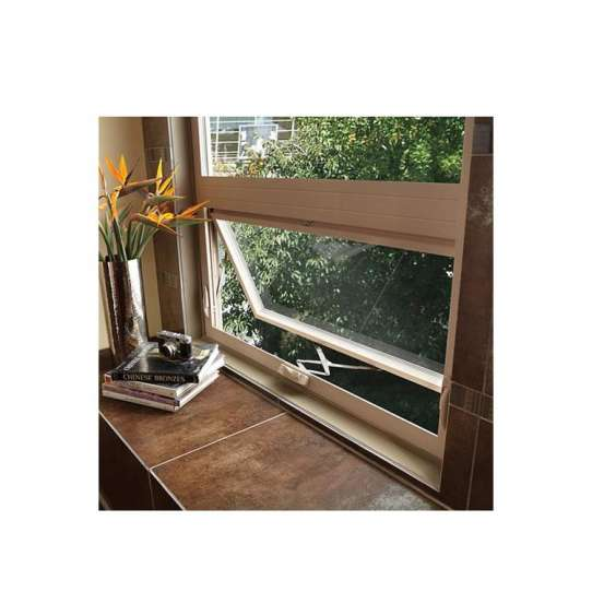 WDMA New Products Top Hung Small Awning French Awning Window