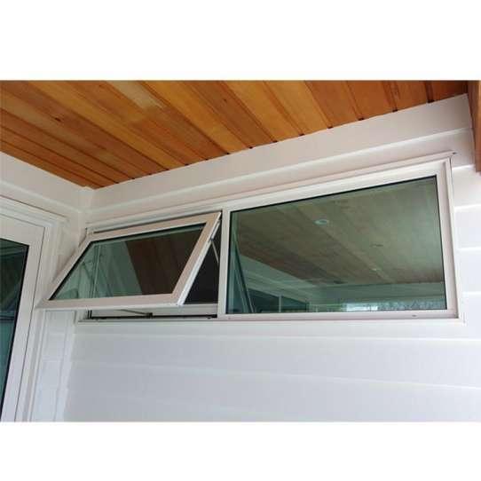 WDMA double glazed awning window Aluminum Awning Window