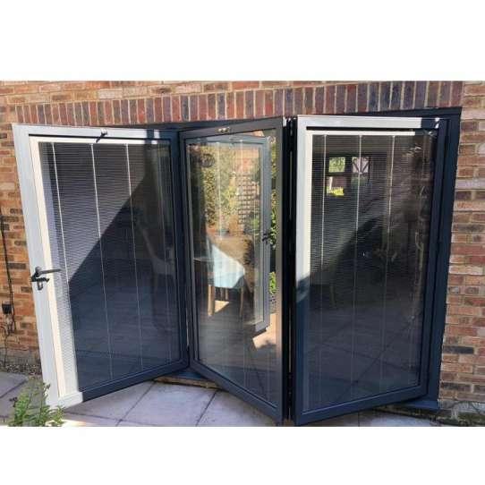 China WDMA aluminium Doors