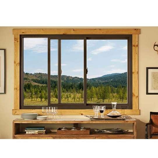 WDMA window Aluminum Sliding Window