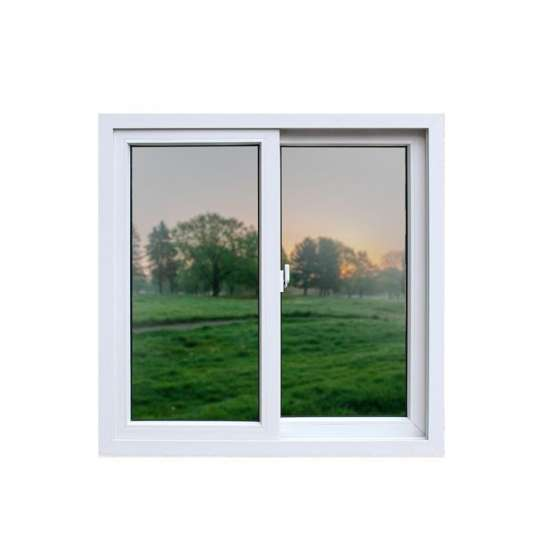 China WDMA North America Standard Heavy Duty Aluminum Sliding Window With Iron Grills For Sales