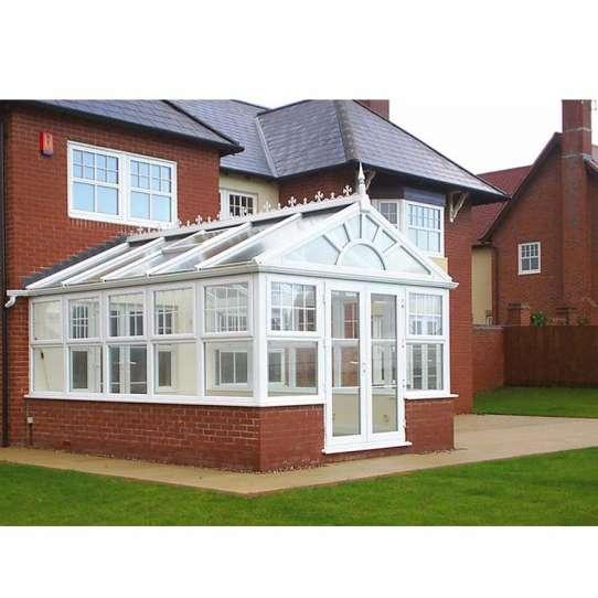 WDMA Outdoor Garden Glass Room For Solarium