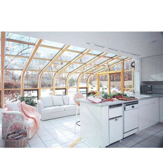 WDMA garden glass room