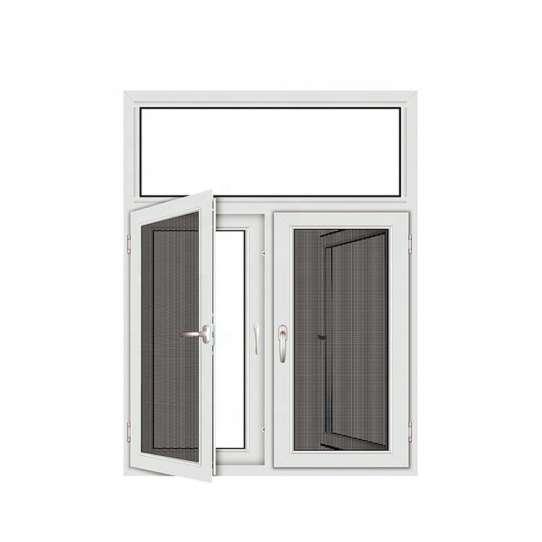 China WDMA Powder Coated Aluminum Casement Window