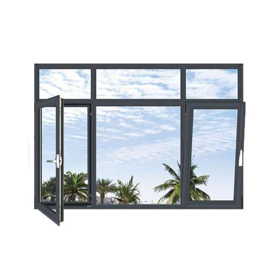 WDMA Aluminum Windows