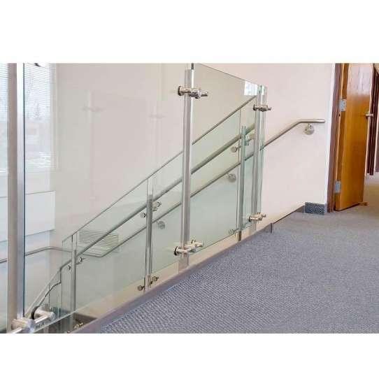 China WDMA Aluminium Extrusion Handrail