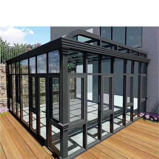 China WDMA Cabin Garden House