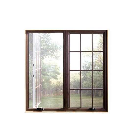 WDMA aluminium tilt and turn window