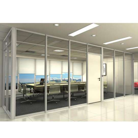 WDMA office partition glass wall